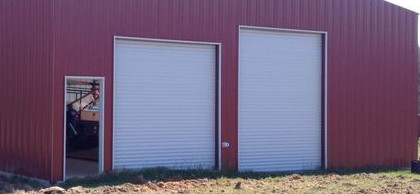 Commercial Rolling Sheet Doors